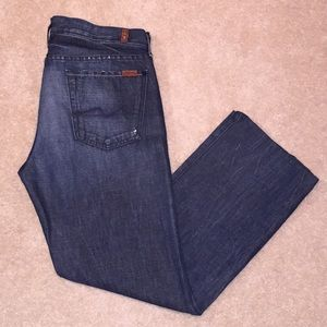 7 For All Mankind Jeans - (NWOT) 34 Waist